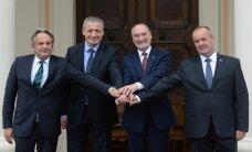 Tšehhi, Ungari, Poola ja Slovakkia leppisid kokku sõdurite saatmise Balti riikidesse