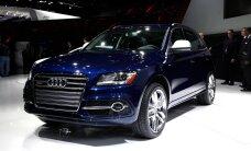 KES NÄGI, kuidas Audi maasturi juht Tallinnas eaka naise alla ajas ja seejärel põgenes?
