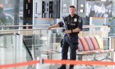 С понедельника Таллиннский аэропорт перестанут охранять службы быстрого реагирования