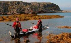 Barentsi meri - kajakisõitja karge paradiis