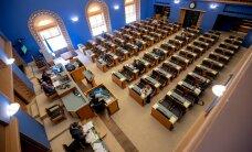 Riigikogus läbis järgmise aasta riigieelarve eelnõu teise lugemise