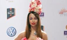 Häälepaelte põletikus Aura Dione Rock Summeril üles ei astu