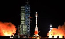 """ВИДЕО: Китай запустил второй посещаемый орбитальный модуль """"Тяньгун-2"""""""