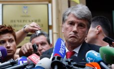 ФОТО: Смотрите, какой у экс-президента Украины Виктора Ющенко есть замок в Карпатах