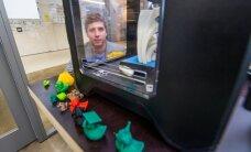 Eesti koolid saavad USA-s pahameeletormi tekitanud 3D-printerid
