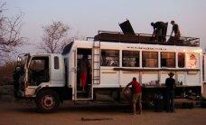 Veoautoga nomaadidena Aafrikas - 2500 kilomeetrit puhast seiklust