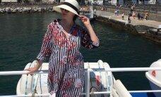 PÄEVA KLÕPS: Kas kõige stiilsem puhkaja? Merle Palmiste sõitis Itaaliasse elu nautima