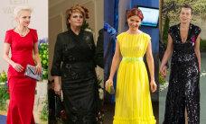 TOP 10: Need tuntud naised tabavad presidendiballil kleitidega alati kümnesse