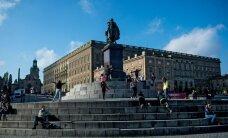 """Stockholmi kuningaloss saab uue """"sooja roosa"""" värvi"""