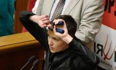 """Савченко рассказала, что """"могла сбежать из плена"""""""