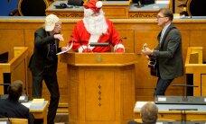 TABEL ja GRAAFIK: Kes riigikogu liikmetest osales kõigil istungitel, kes oli suurim puuduja?