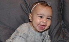 Maailma trendikaim laps sai 2-aastaseks: Palju õnne North West!