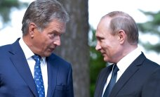 Путин в Финляндии: попробуем начать диалог с НАТО