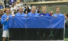 Eesti meeskond kohtub Davis Cupil Lõuna-Aafrika Vabariigiga
