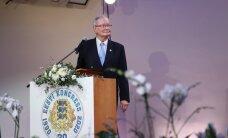 FOTOD | Vaata, kuis tähistatakse Eesti Kongressi 30 aastapäeva