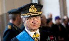 Rootsi kuningas nõudis varahommikul majanduslehte
