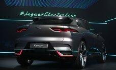В Британии начнут делать электромобили Jaguar и Land Rover