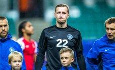 Eesti väravavahtide duelli Meistrite liigas võitis Pavel Londak