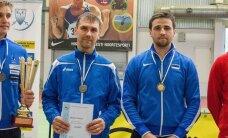 Le Glaive ja Põhjakotkas tulid epeevehklemises võistkondlikuks Eesti meistriks