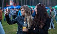 MEGAGALERIID: Vaata, kuidas möödus hiphopfestivali esimene päev ja kes kõik kohal olid!
