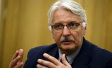 Poola välisminister kurtis Tallinnas NATO liikmete ebavõrdsususe üle ja pidas sõnavahetuse Prantsusmaaga