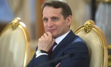 Нарышкин станет директором Службы внешней разведки