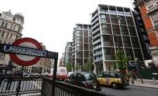 Suurpank peatas Brexiti tõttu Londoni kinnisvara ostuks laenuandmise