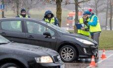 ФОТО: Полиция провела массовый контроль наличия зимней резины