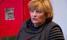 Riigikogu liige Tiina Lokk-Tramberg andis ametivande