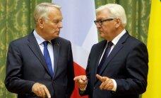 Главы МИД ФРГ и Франции: новое перемирие в Донбассе начинается 15 сентября