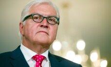 Saksa välisminister Steinmeier: Türgi peab viisavabaduse tingimused täitma
