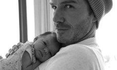 Beckhamid maksvad tütre lapsehoidjatele pool miljonit eurot