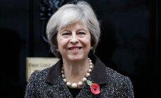 Мэй заверила Европу в неизменности планов Британии выйти из ЕС