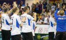 FOTOD: Eesti tegi saalihoki MM-il Saksamaaga dramaatilise viigi, homne mäng tuleb närvesööv