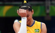 Россиянки и бразильянки неприятно удивили своих болельщиков