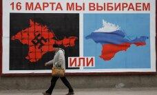 USA kaalub sanktsioonide jõusse jätmist kuni Krimmi okupatsiooni lõpuni