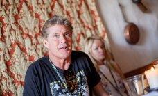 Legendaarne Hasselhoff ei soovi eksnaisele raha maksta