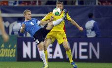 Henri Anier lõi kaks väravat ja juhtis Dundee Unitedi poolfinaali