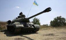 Киев: за сутки на востоке Украины погибли трое военных