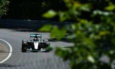VIDEO: Üllatust ei sündinud: Kanada GP esimeses stardireas kaks Mercedest