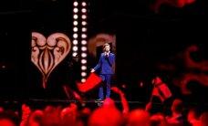 VIDEO, FOTOD JA KOKKUVÕTE: Jüri Pootsmanni suurepärane poolfinaaliesitus jäi talle Stockholmi Eurovisioni-laval viimaseks