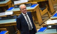 На конференции спикеров ЕС Нестор выступит с речью о безопасности и основных свободах