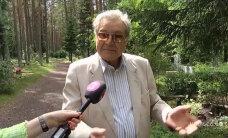 TV3 VIDEO: Voldemar Kuslap valutab südant: Raimond Valgre haua ümbrus võiks olla märksa korrastatum