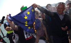 GRAAFIK: Eurovastased meeleolud levivad kogu Euroopas