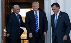 Пенс: Митт Ромни рассматривается на пост госсекретаря США