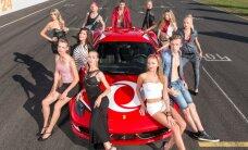 FOTOD: Tippmodelli teine saade pani modellikspürgijad luksautodega võidu särama!