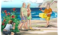 Kapo uurib Edgar Savisaare ja Siret Kotka romantilist puhkust Hispaanias