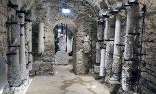 Под площадью Вабадузе открылся Музей тесаного камня