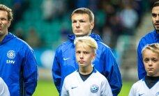 Круглов и Зенев не помогут сборной Эстонии в Бельгии