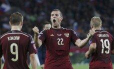 Сборная России по футболу опустилась на 53 место рейтинга ФИФА